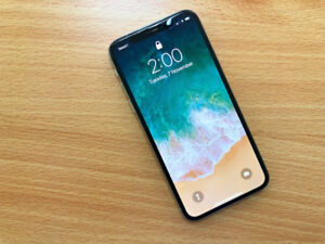 Iphone X - 64GB - Black
