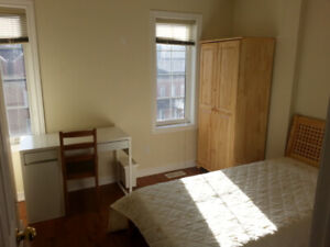 rooms for rent in York University village for August 1st