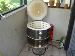 Looking for used pottery kiln