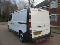 2015 Vauxhall Vivaro CDTi 2900 ecoFLEX Panel Van Diesel Manual