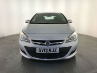 2013 VAUXHALL ASTRA SRI CDTI AUTOMATIC DIESEL SERVICE HISTORY FINANCE PX