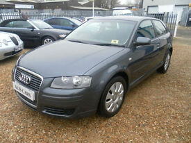 Audi A3 1.6 2005 Special Edition Hatch/ back