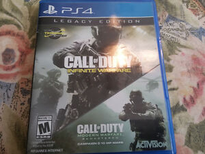 PS4 - Call of Duty Infinite Warfare+ Triton Tautical Headset $55