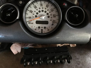 Cool dash for rat ride or 50s pick up truck