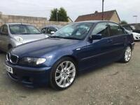 2004 BMW 3 Series 2.5 325i Sport Saloon 4dr Petrol Automatic (229 g/km, 192 bhp)