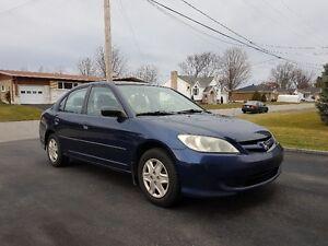 2005 Honda Civic SE *AirClim.186660km+Set pneu d'été* NÉGO