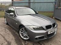 Bmw 3 Series 318D M Sport Business Edition Touring Estate 2.0 Automatic Diesel