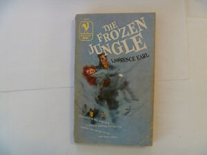 THE FROZEN JUNGLE by Lawrence Earl - 1957 Paperback