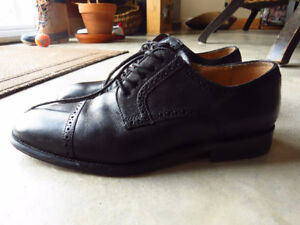 Gently Used Italian Leather Shoes Size 41