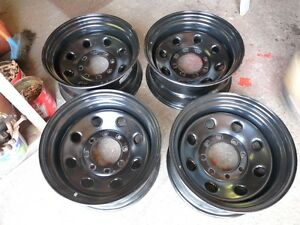 Rims for Ford F250