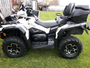 Canam Outlander 1000 Limited
