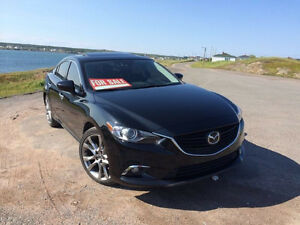 2014 Mazda 6 iGT Fully Loaded