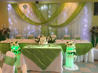 KAD PARTY RENTALS:TABLES, CHAIRS CHAFING DISH FOR RENT!!