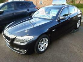 image for 2011 BMW 5 Series 520d SE 4dr Step Auto [Start Stop] (FULL LEATHER) Saloon Diese