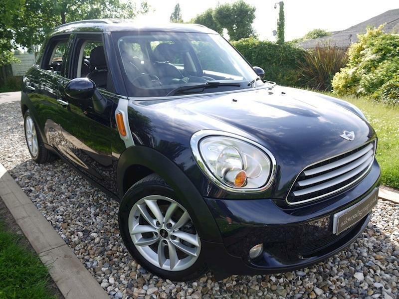 Mini Mini Countryman Cooper D All4 Hatchback 16 Manual Diesel In