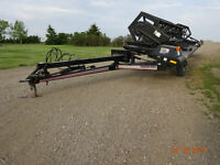 36 Ft Swather for Sale