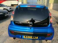 2013 Citroen C1 1.0i VTR+ 5dr EGS Auto Hatchback Petrol Automatic