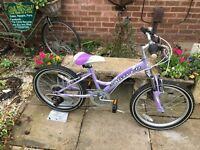 Claud Butler Girls Bike