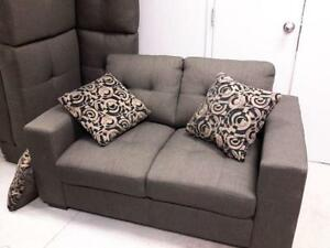 *** NEW *** MAZIN FURNITURE 9071 SOFA/LOVE   S/N:51229459   #STORE576