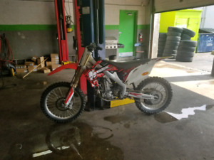 2011 crf450r With ownership and REBUILT