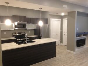 2 bedroom duplex – Newly built in 2015, modern, ample storage, p