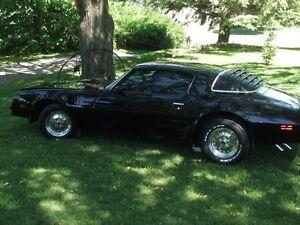 1978 Pontiac Firebird Coupe (2 door)