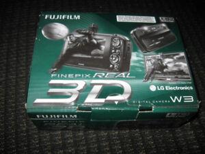 Fujifilm Finepix Real 3D Camera