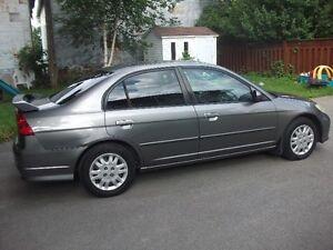 2004 Honda Civic Berline