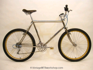 Looking for a large vintage mountain bike