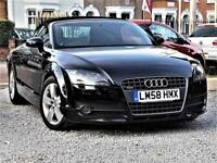 CONVERTIBLE -- Audi TT Roadster 2.0 TD ( 168bhp ) Roadster Quattro -- Great Car