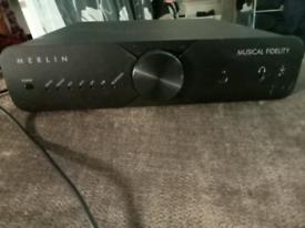 Musical fidelity Merlin