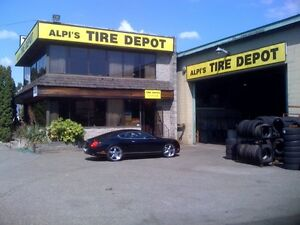 A-Z Tires & Wheels for HALF PRICE w/ FREE repairs for LIFE.!!!