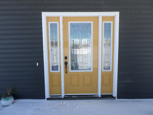 man available to paint steel doors