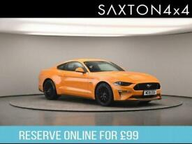 image for 2019 Ford Mustang 5.0 V8 GT Fastback SelShift 2dr Coupe Petrol Automatic