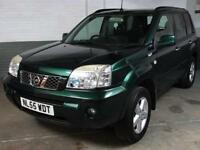 2005 55 NISSAN X-TRAIL 2.2 DCi SVE 4WD DIESEL ESTATE *Htd.Elec.Leather * SAT.NAV