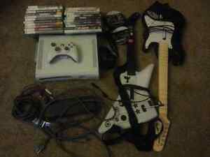 Older XBox 360. Bundle 23 games and extras