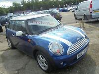 2007 Mini Mini 1.6 ( 120bhp ) ( Pepper ) Cooper