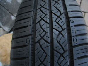 Continental True Contact 185/65R15..LIKE NEW !