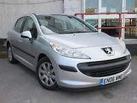 Peugeot 207 1.4 16v S**SUPER LOW MILEAGE - 51K**GREAT 1ST CAR**FSH**
