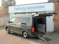 Volkswagen Transporter T30 TDI W/V BMT Wheelchair Passenger Up Front Accessible
