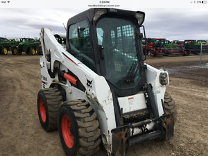 BOBCAT S770 ONLY 611 HOURS