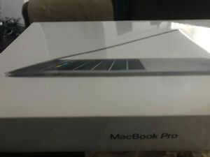 "MacBook Pro 15"",Touch Bar, 2.9GHz i7, 512 GBS,16GB"
