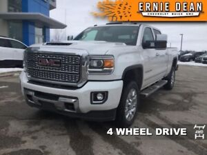 2019 GMC Sierra 2500HD Denali  - Leather Seats