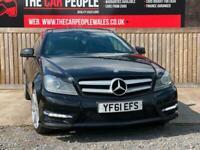 2012 Mercedes-Benz C Class C250 CDI BlueEFFICIENCY AMG Sport 2dr Auto COUPE Dies