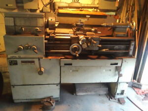 Mondiale Celtic 12 Precision High Speed Manual Lathe