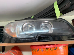 Headlight bmw 2004 convertible
