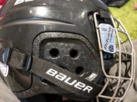 Bauer Hockey Helmet - lil' sports