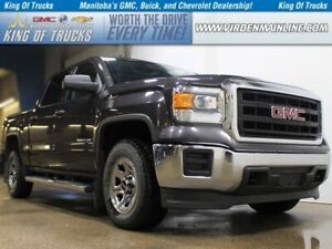 2015 GMC Sierra 1500 WT | Crew | 5.3L V8 | Rear Camera