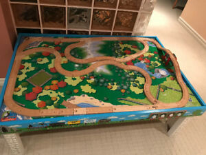 Thomas Toy Table *almost new