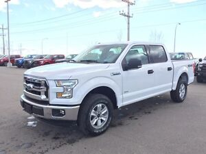 BRAND NEW 2016 Ford F-150 XLT SuperCrew EcoBoost 4WD